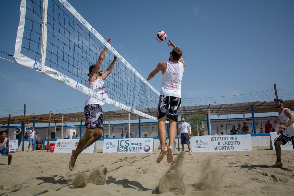 Ics Beach Volley Tour Lazio