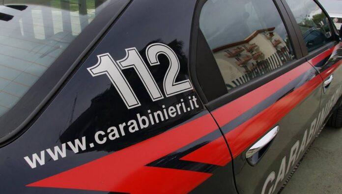 carabinieri mala movida
