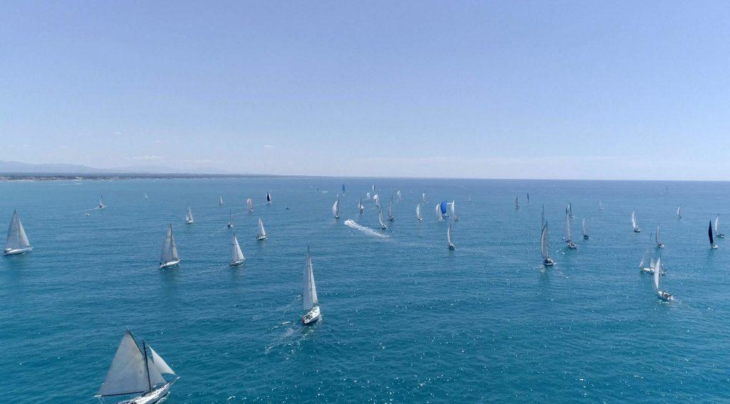 Sport: 100 Vele Rendez Vous. Oltre 200 barche al primo evento post lockdown 2