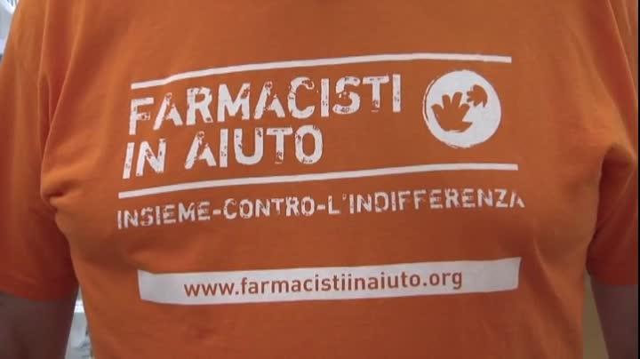 Fiumicino: continuano le iniziative della onlus Farmacisti in aiuto 1