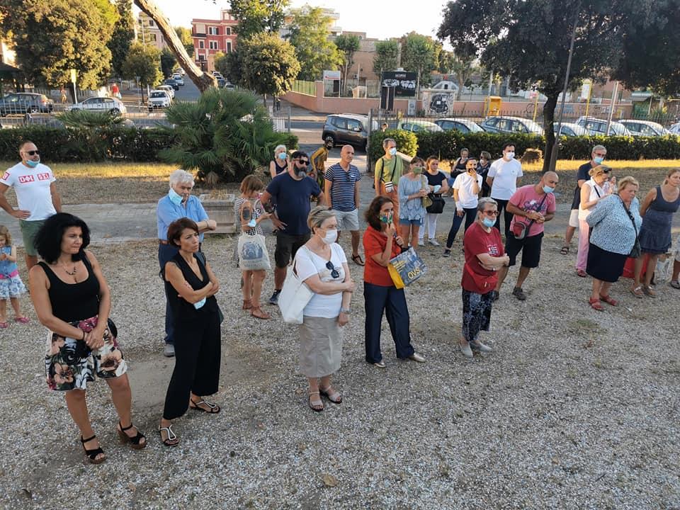 Ostia, Giardino Paolo Orlando: l'area verde è abbandonata 3