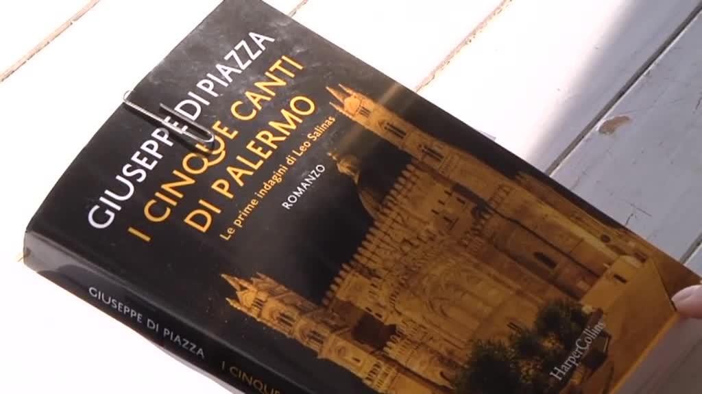 """Ostia: Giuseppe Di Piazza presenta il libro """"I cinque canti di Palermo"""" 3"""