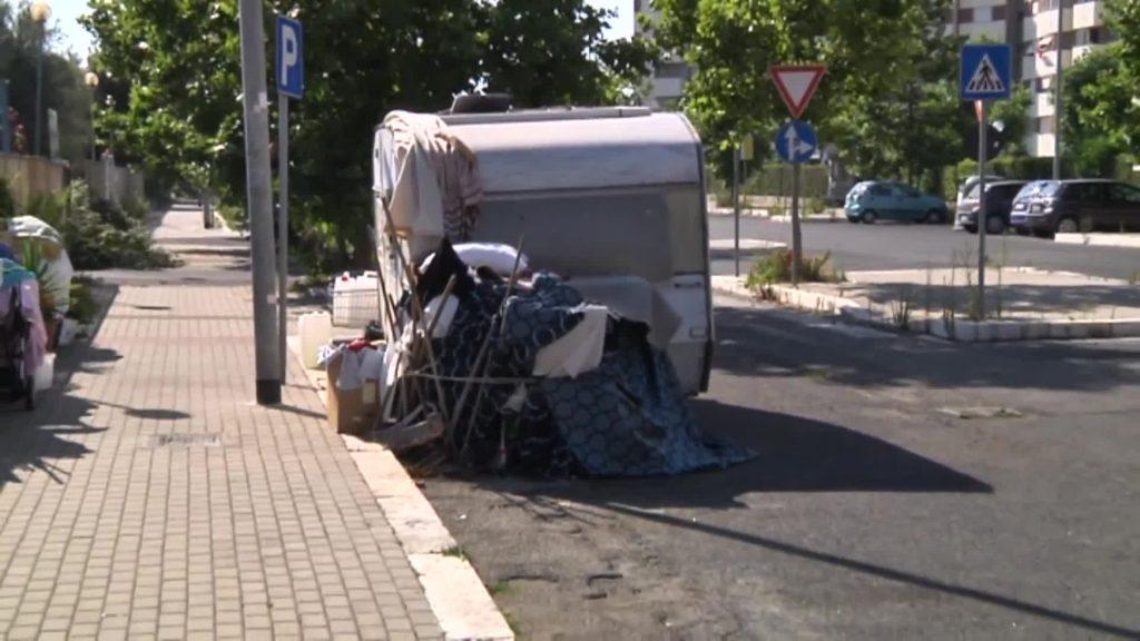 Ostia: in Via Baffigo la convivenza tra residenti e senzatetto è diventata insostenibile 2