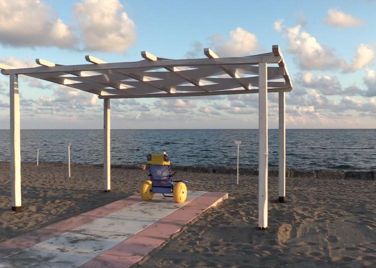 Ostia: spiagge accessibili ai diversamente abili 1