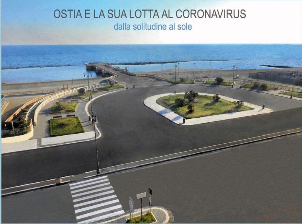 """Ostia: """"Dalla solitudine al sole"""" è il titolo della mostra itinerante di Pino Rampolla 2"""