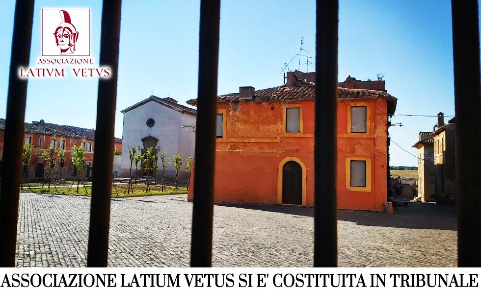 Pomezia: il Borgo di Pratica di Mare finisce in tribunale 1