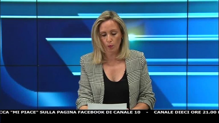 Canale 10 News 03/08/2020