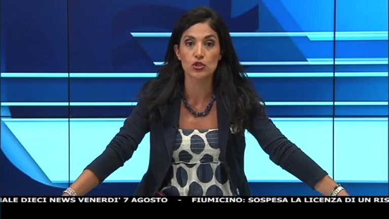 Canale 10 News 07/08/2020