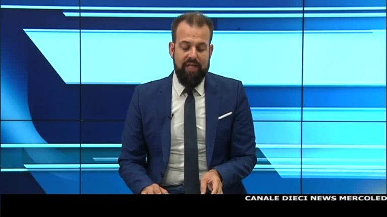 Canale 10 News 19/08/2020