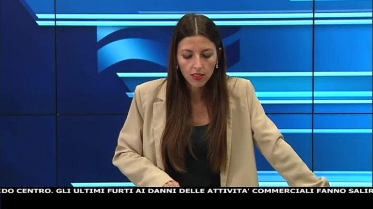 Canale 10 News 21/08/2020