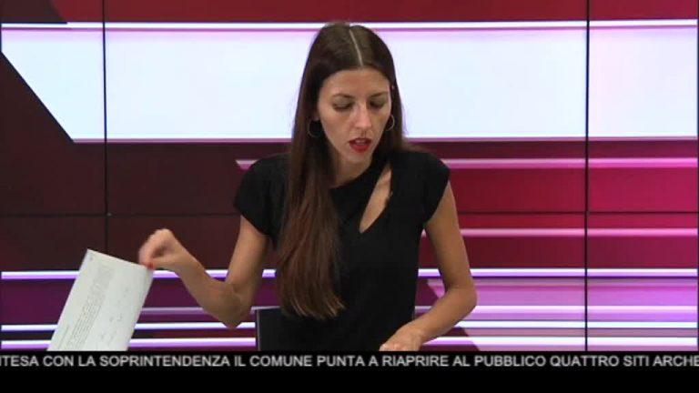 Canale 10 News 21/08/2020 seconda edizione