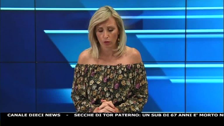 Canale 10 News 22/08/2020
