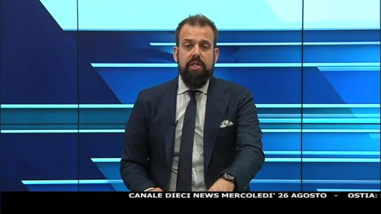 Canale 10 News 26/08/2020