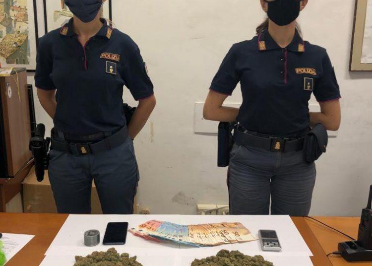 Fiumicino: spacciava droga nelle case popolari. Arrestato dalla Polizia 1