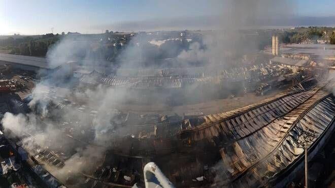 Incendio Ardea