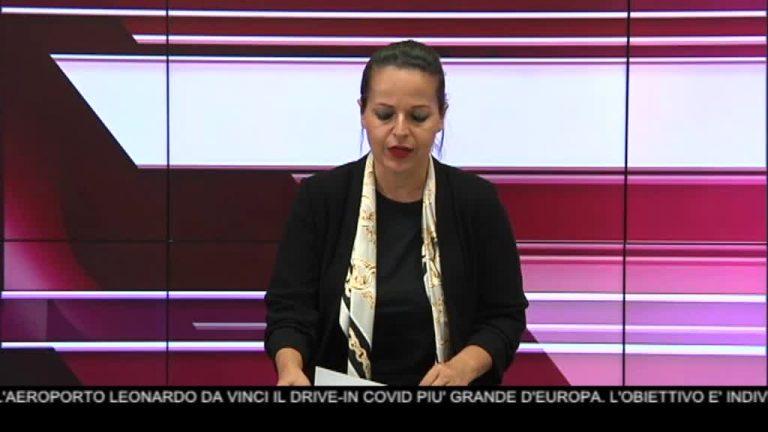 Canale 10 News 03/09/2020 seconda edizione