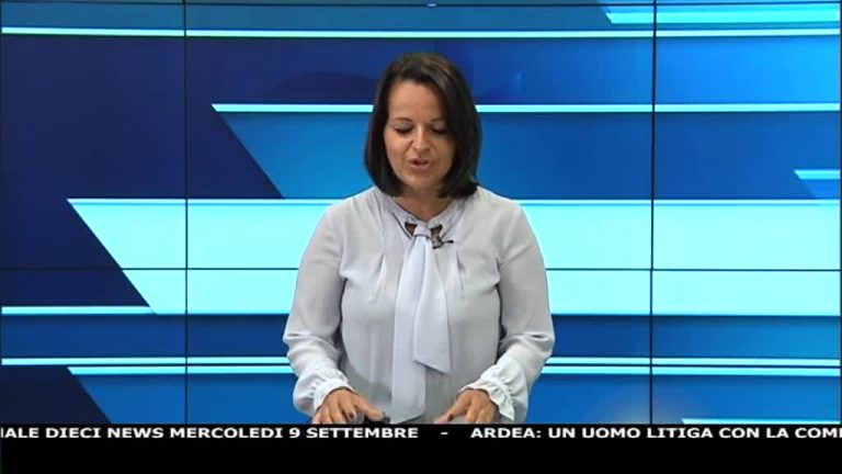 Canale 10 News 09/09/2020