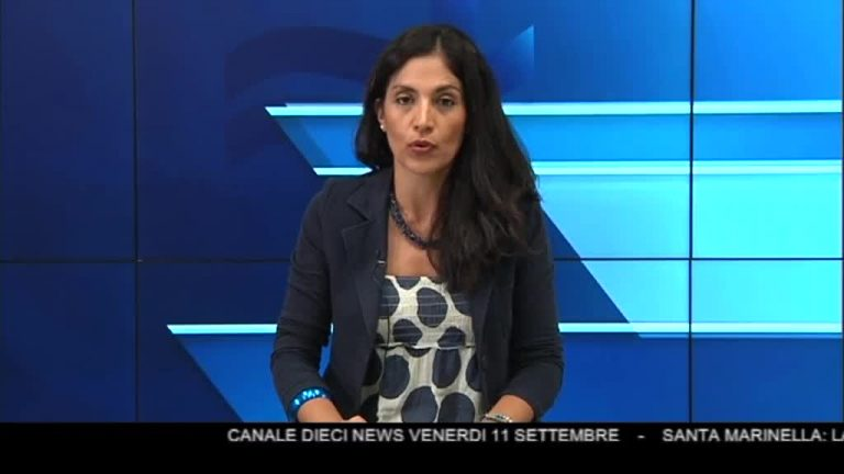 Canale 10 News 11/09/2020