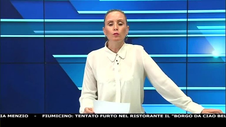 Canale 10 News 15/09/2020