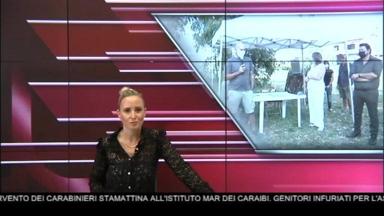 Canale 10 News 15/09/2020 seconda edizione
