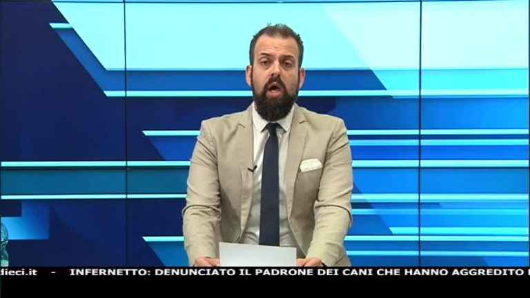 Canale 10 News 25/09/2020