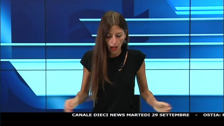 Canale 10 News 29/09/2020