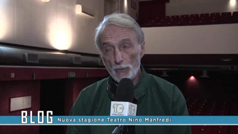 Nuova stagione Teatro Nino Manfredi
