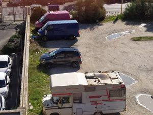 """Paolo Ferrara (M5S): """"Giro di vite sui camper abbandonati sul lungomare di Ostia"""" 1"""