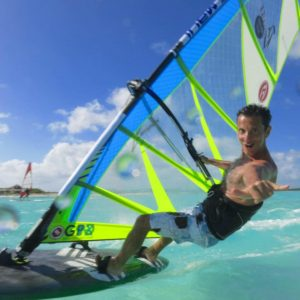 Windsurf, Lucia Pacitto e Flavia Tartaglini campioni italiani 1