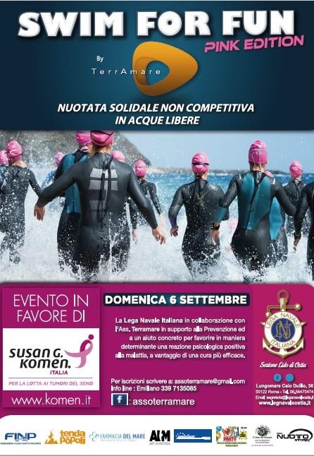 Swim For Fun arriva a Ostia 2