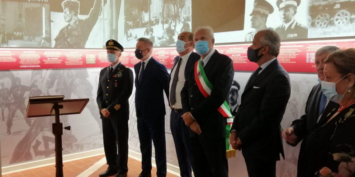 Fiumicino ricorda Salvo D'Acquisto 1