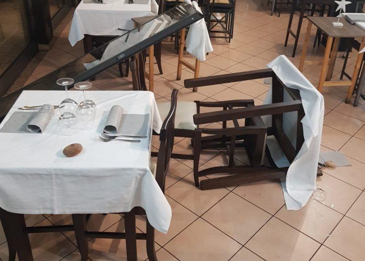 """Fiumicino: tentato furto al ristorante il """"Borgo da Ciao Belli"""" 1"""