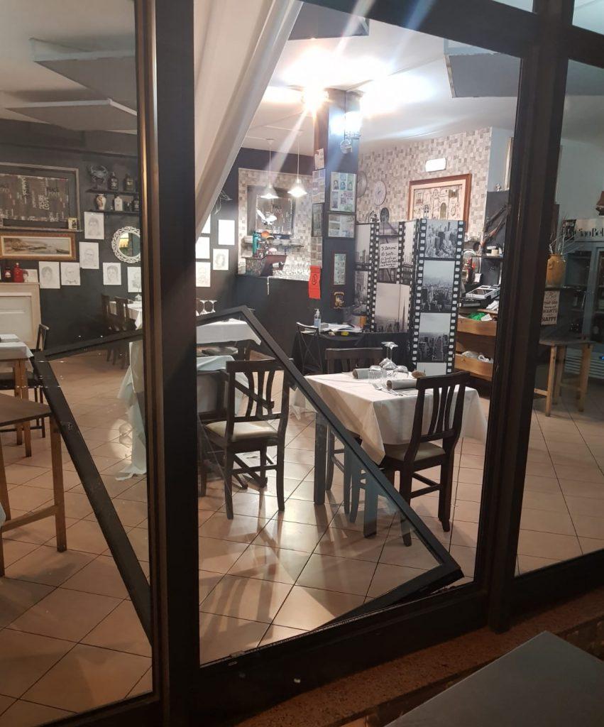 """Fiumicino: tentato furto al ristorante il """"Borgo da Ciao Belli"""" 5"""