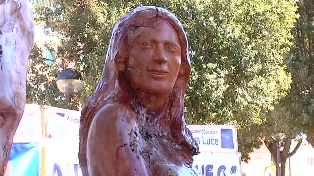 Ladispoli: inaugurata la statua dedicata ai contadini 4