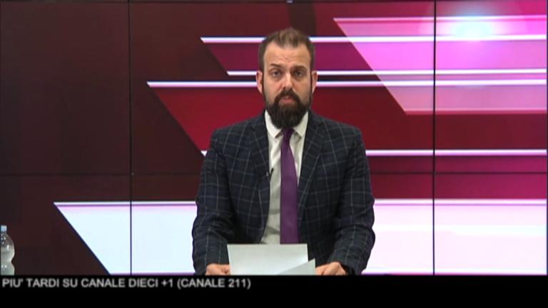 Canale 10 News 25/09/2020 seconda edizione