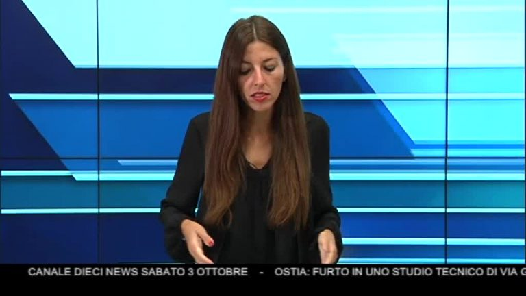 Canale 10 News 03/10/2020