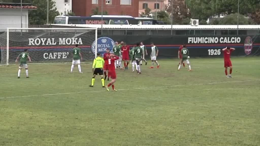 Calcio, 0-0 tra Fiumicino e Cerveteri. E il Covid fa paura...