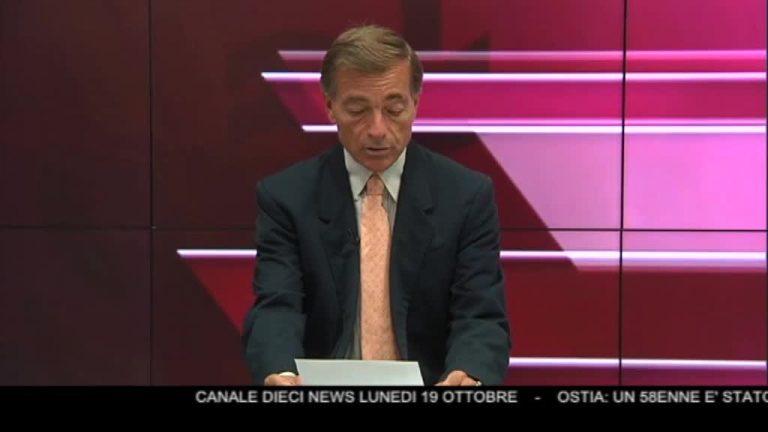 Canale 10 News 19/10/2020 seconda edizione