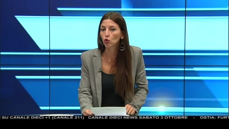 Canale 10 News 20/10/2020