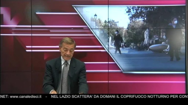 Canale 10 News 22/10/2020 seconda edizione