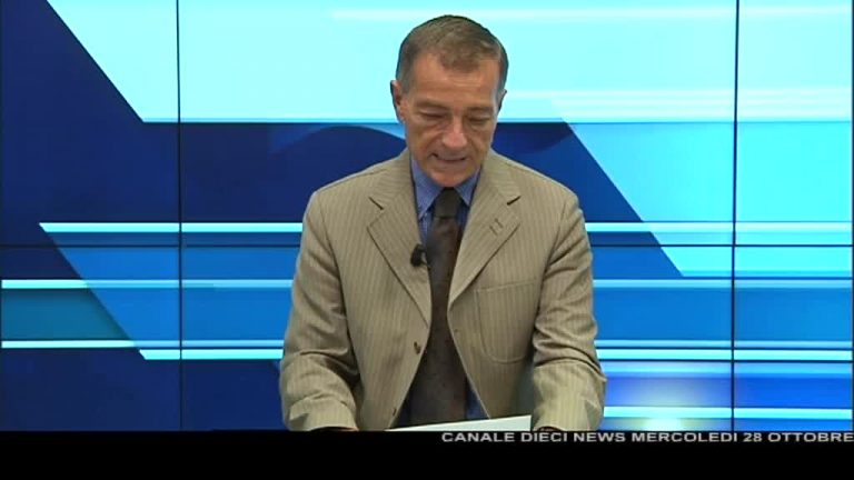 Canale 10 News 28/10/2020
