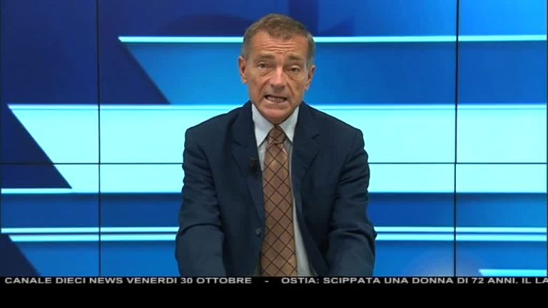 Canale 10 News 30/10/2020
