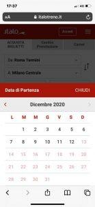 Italo e Trenitalia, è giallo sul blocco delle prenotazioni dopo il 12 dicembre 2