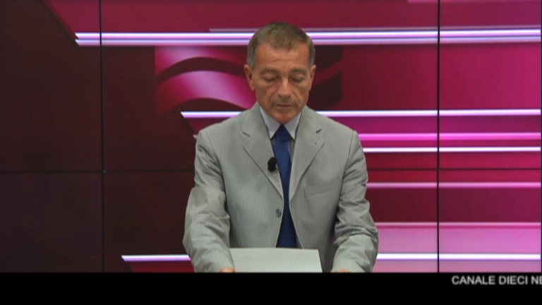 Canale 10 News 24/10/2020 seconda edizione