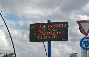 SOS maremoto nel Lazio: la Protezione Civile si esercita 1