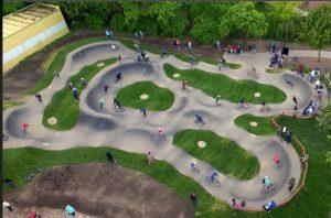 Ostia, prime immagini dello skate park in funzione 2