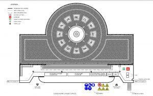 Rotonda e Fontana dello Zodiaco, tempi lunghi e altri soldi 1