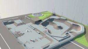 Ostia, prime immagini dello skate park in funzione 1