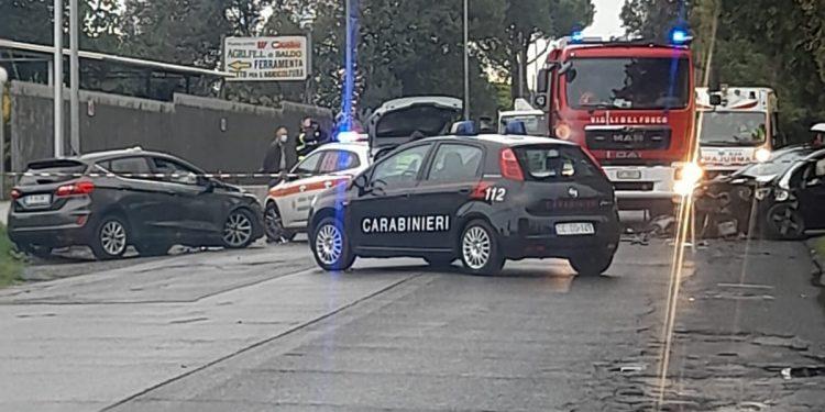 Grave incidente sulla Via Laurentina. Quattro i feriti 2