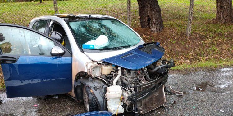 Grave incidente sulla Via Laurentina. Quattro i feriti 1
